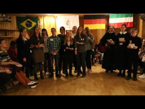 Rekolekcje dla młodzieży - Otwock (film)