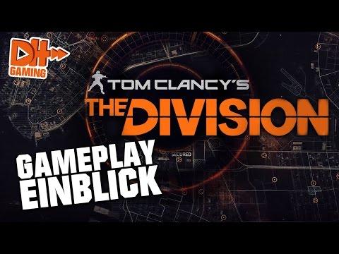 Tom Clancy's The Division - Gameplay Einblick (видео)