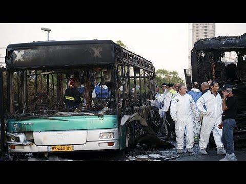 Ισραήλ: Σε βομβιστική ενέργεια αποδίδεται η έκρηξη σε λεωφορείο