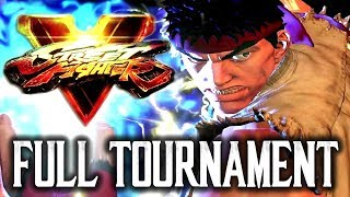 Download Lagu Street Fighter V: TSCW XVII - Full Tournament! [TOP8 + Finals] Mp3