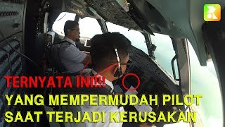 Download Video BAHAYA !!! Pilotnya gabaca Checklist - Inaugural Flight Mukomuko MP3 3GP MP4