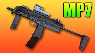 MP7 Review: The Perfect PDW (Battlefield 4 Gameplay/Commentary)
