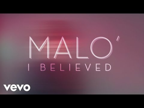 I Believed (audio + paroles)