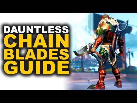 Dauntless Chain Blades Guide | Dauntless Chain Blades Gameplay