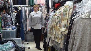 ВЛОГ Примерка женской одежды / Случай в автобусе 😳 / Выбрала ткань для юбки 18 марта 2019 г.
