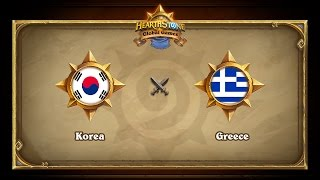 KOR vs GRC, game 1
