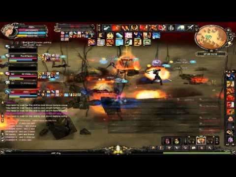 Shaiya Philippines - Crayola Guild PvP Part 3 [HD]