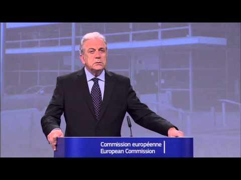 Ο Δ. Αβραμόπουλος για τις επιθέσεις στις Βρυξέλλες