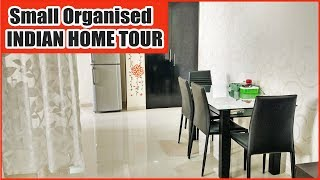 My Indian Home Tour |SMALL HOME ORGANIZATION DECOR IDEAS|Middle Class 2BHK House tour -Flat Interior