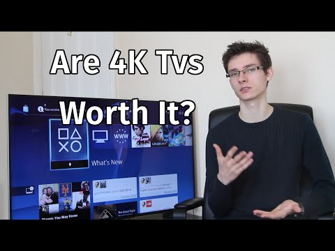 4K UHD TVs - Are They Worth It?