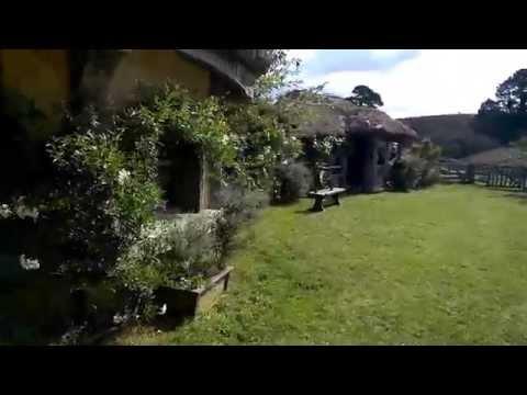 A walk through Green Dragon inn, Hobbiton