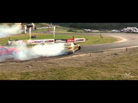 Motopark Koszalin DriftOpen 2015 Dron