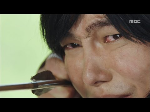 [The Rebel] 역적 : 백성을 훔친 도적 ep.28 Yoon Kyun-sang, shot arrows at Chae Soo-bin. 20170508
