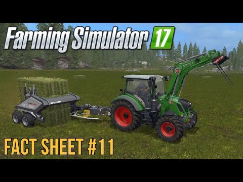 Farming simulator 17 Fact Sheet #11