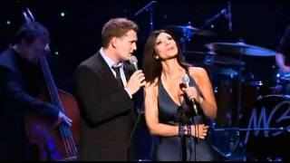Video You'll Never Find    Michael Buble & Laura Pausini MP3, 3GP, MP4, WEBM, AVI, FLV Agustus 2019