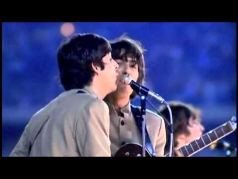 fine - Whilst the video that you see here is from Shea, all the audio that you hear here (here here!) is from the Beatles Hollywood Bowl performance two weeks later...