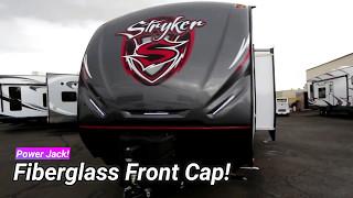 10. 2018 Stryker 2916 fits a 4 seat RZR 1000!