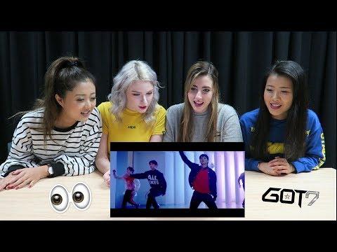 Video [MV REACTION] LOOK - GOT7   P4pero Dance download in MP3, 3GP, MP4, WEBM, AVI, FLV January 2017