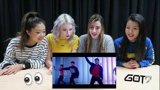 Video [MV REACTION] LOOK - GOT7 | P4pero Dance MP3, 3GP, MP4, WEBM, AVI, FLV Juni 2018