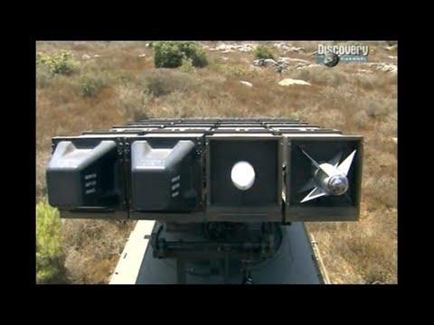 Оружие будущего: израильские ракеты ПВО и в=з