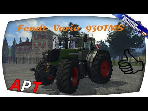 Fendt 930 Vario TMS v1.3
