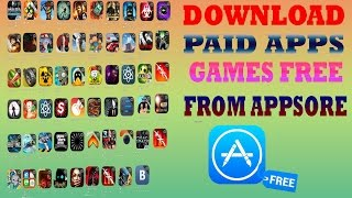 Download Paid Games , Apps from App Store FREE iOS 10-10.2 No Jailbreak iPhone (Apple ID), ios 9, ios, iphone, ios 9 ra mat