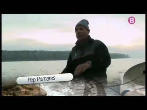 Pesca de calamars amb Pep Pomares a IB 3TV