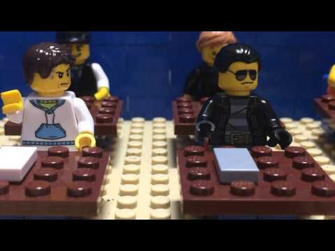 Lego: The Test