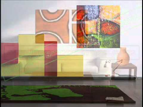 Ideas Para Pintar Cuadros Abstractos. Amazing Herminia Nos Presenta ...