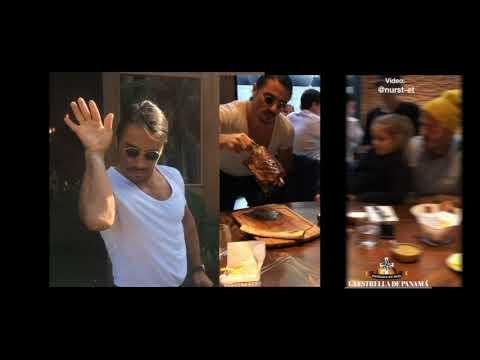 'Salt Bae', el chef de las celebridades