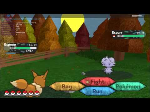 Download How To Get A Glaceon In Pokemon Brick Bronze Roblox In