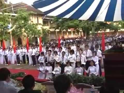 Trung học PT Châu văn Liêm, Cần Thơ – Hành khúc – 2010