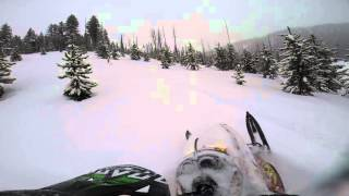 4. 2007 Skidoo Summit 800 151