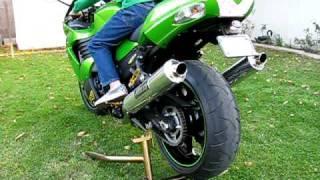 3. Muzzy Exhaust- 2009 Kawasaki Ninja ZX-14