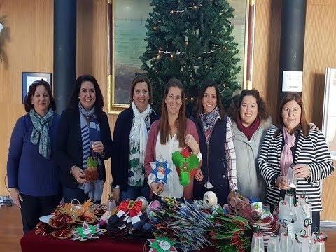 Decorado árbol de Navidad Escuelas Infantiles de Isla Cristina