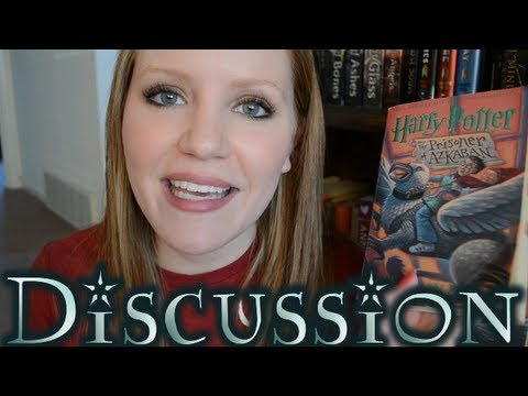 Harry Potter and the Prisoner of Azkaban - Book Discussion
