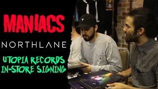 The mighty Northlane did a secret in-store signing at Utopia Records in Sydney, following the surprise release of their latest album 'Mesmer'!We decided to ask some of the fans what their first impressions are of the record and more.