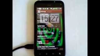 HypnoSpiral Live Wallpaper YouTube video