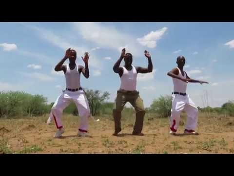 Tumza Gorilla Dance