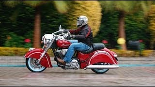 8. Indian Chief Classic - Estimated Price 26.50 lakh