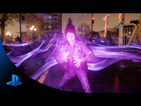 InFamous Second Son – Tráiler Neon