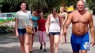 Ромашка, лето 2014 (видео №13)