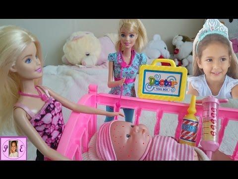 Video Barbie nin kardeşi aliş hastalanınca barbie elifi arıyor.Eğlenceli çocuk videosu download in MP3, 3GP, MP4, WEBM, AVI, FLV January 2017