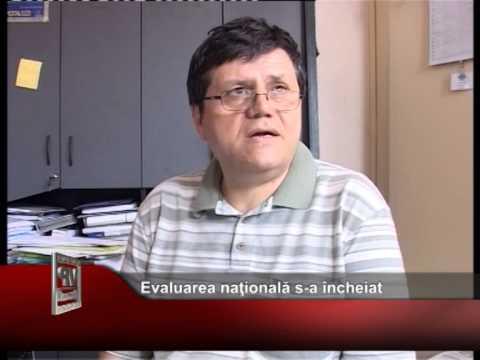 Evaluarea naţională s-a încheiat!