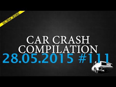 Car crash compilation #111 | Подборка аварий 28.05.2015