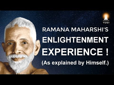 "Ramana Maharshi: How I Realized the ""Self"""