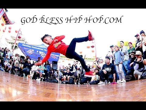 SHARE THIS AMAZING KIDS BATTLE | Bboy Drew vs Bgirl Goldi Rox | Beat Swap Meet 2013