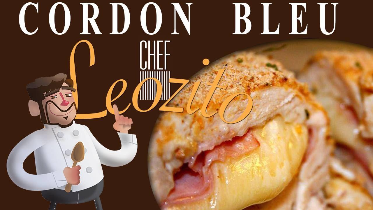 Cordon Bleu de Frango – Chef Leozito e Cia #12