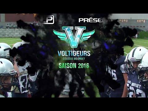 Voltigeurs du Collège Bourget Cadet Division 2b - Saison 2016