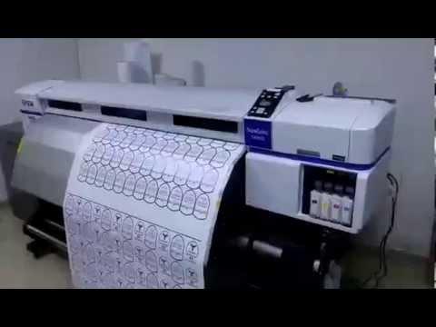 Epson Eco Solvent İç Mekan Kalite Testi